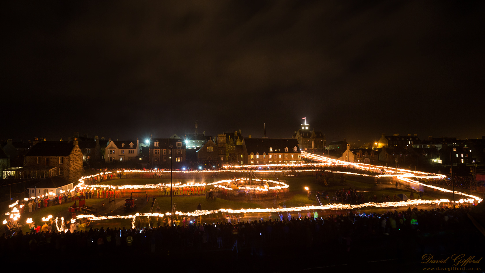 Up Helly Aa Grand Spectacle