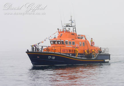 The Lerwick Lifeboat