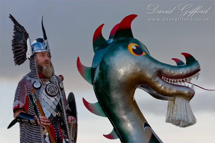 Up Helly Aa 2008