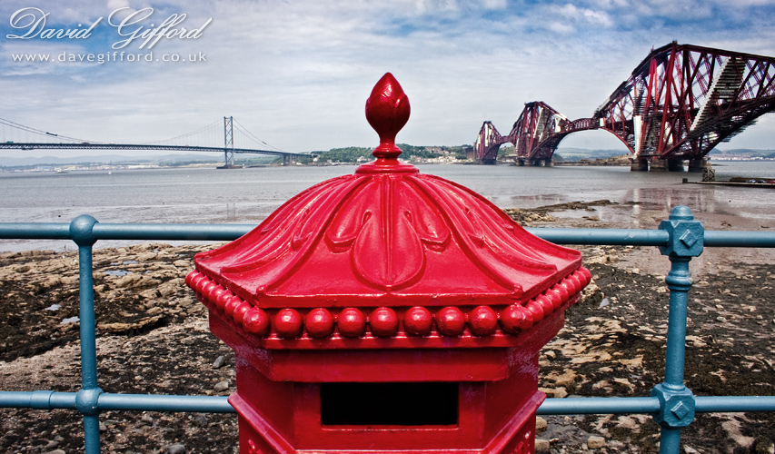Postcard from Queensferry