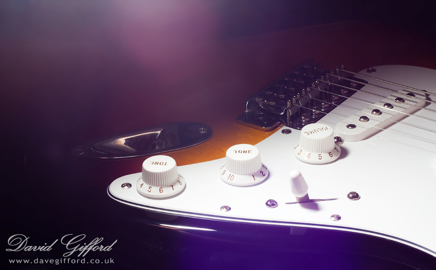 Purple Haze on a Fender Stratocaster