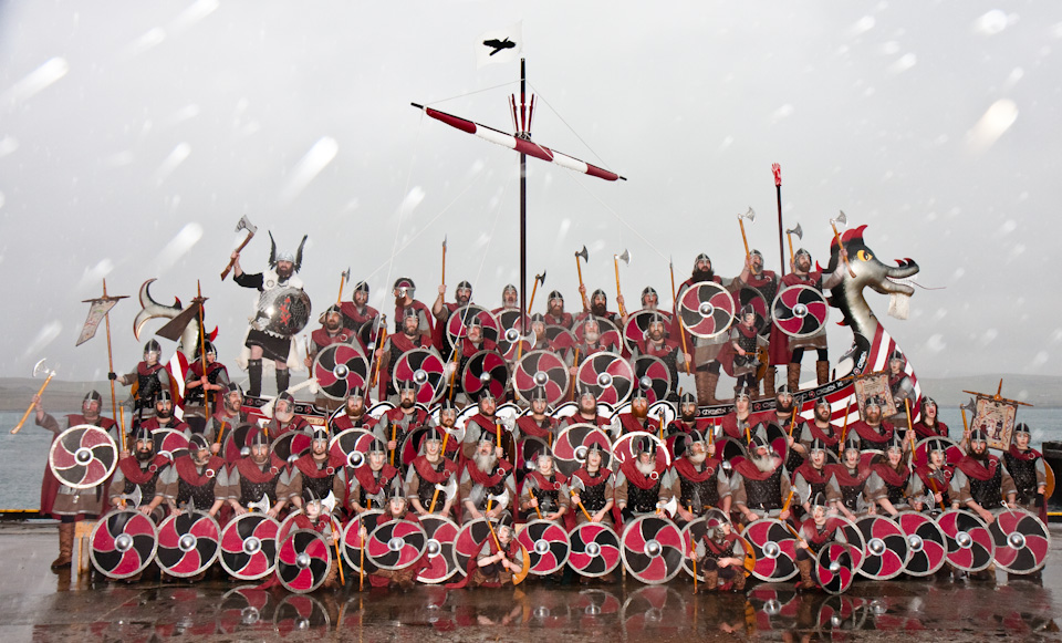 Up Helly Aa 2010