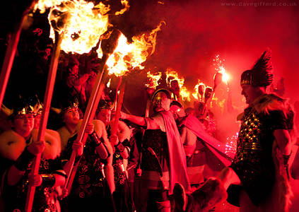Junior Up Helly Aa Light-Up