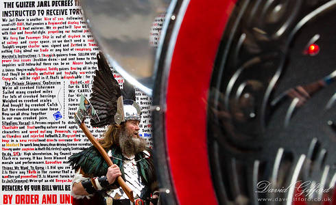 The Up Helly Aa Bill