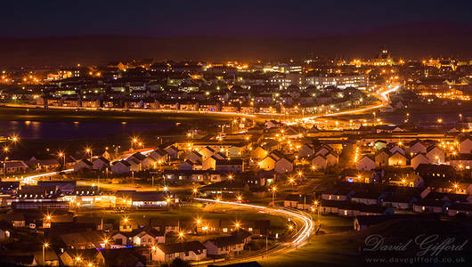 Lights of Lerwick