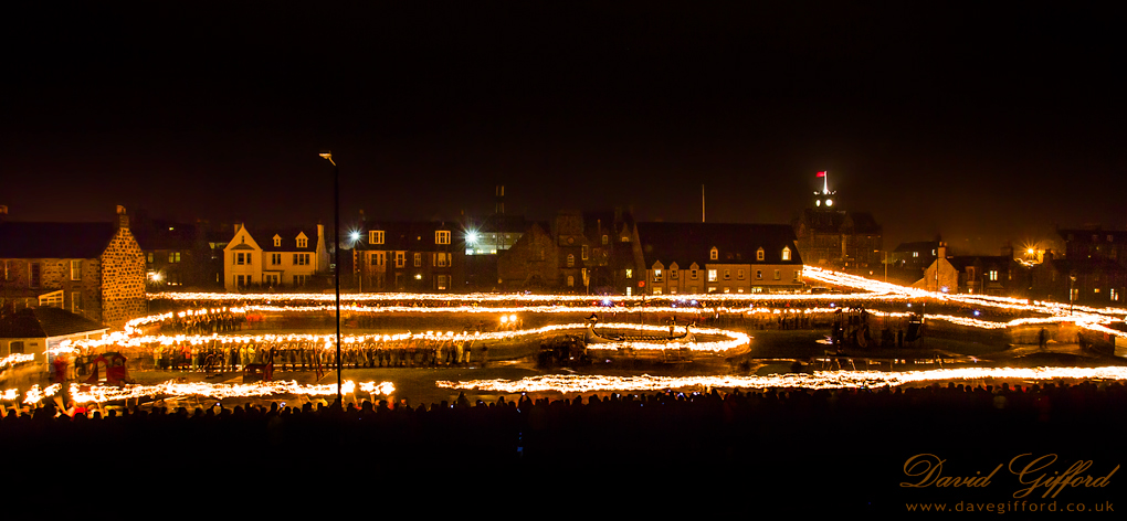 World's Best Torchlit Procession