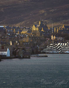 Lerwick Waterfront 2014