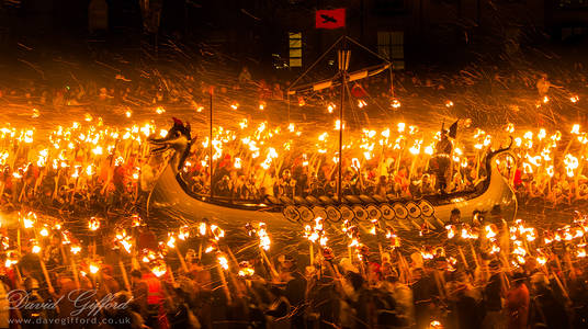 Up Helly Aa Photos