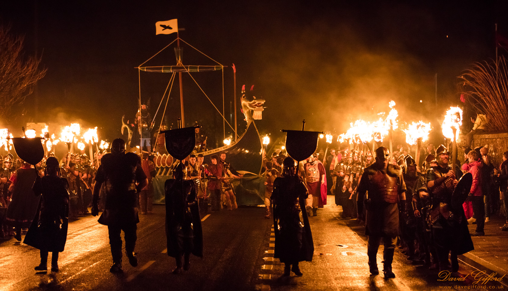Up Helly Aa 2018 Procession II