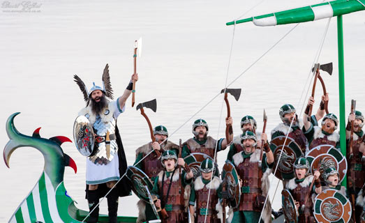 Up Helly Aa 2019 Singing