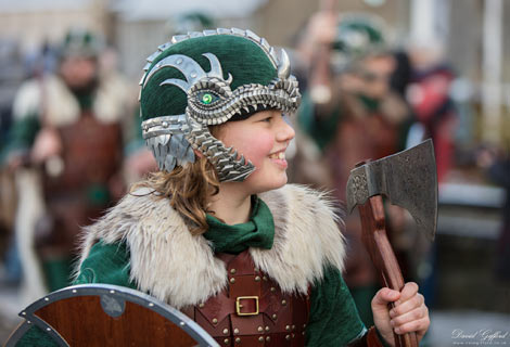 Up Helly Aa 2019 Suit Detail