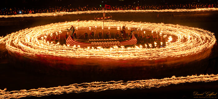 Up Helly Aa 2020: Burning Ring of Fire
