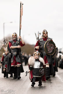 Up Helly Aa 2020: Leading the Ranks