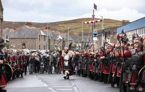 Up Helly Aa 2020: Striding Forth